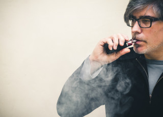 Here's why your vape taste burnt