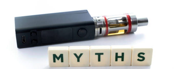 5 Myths About Vaping