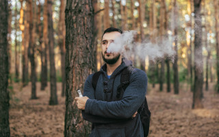 Does vaping prevent weight gain?